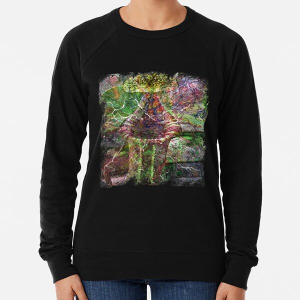 The Atlas of Dreams - Color Plate 119 Lightweight Sweatshirt