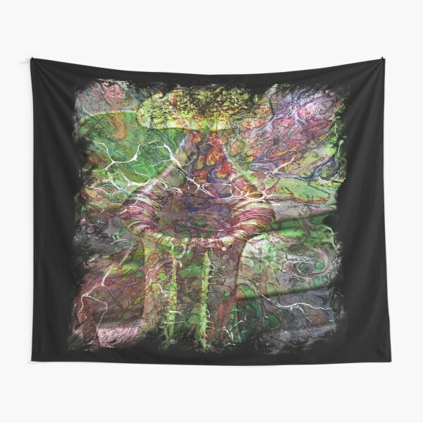 The Atlas of Dreams - Color Plate 119 Tapestry