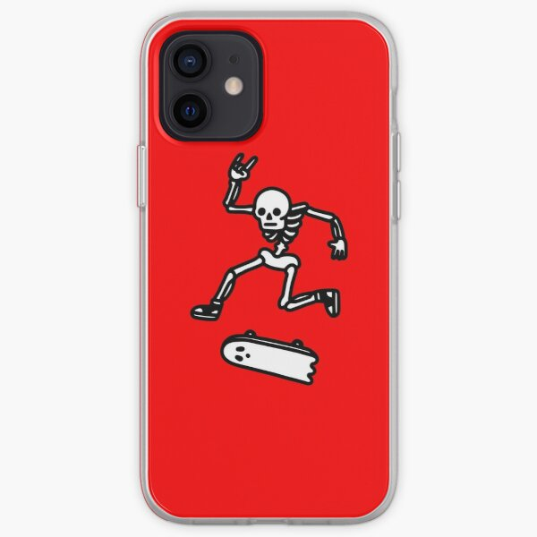 Rad en paz Funda blanda para iPhone