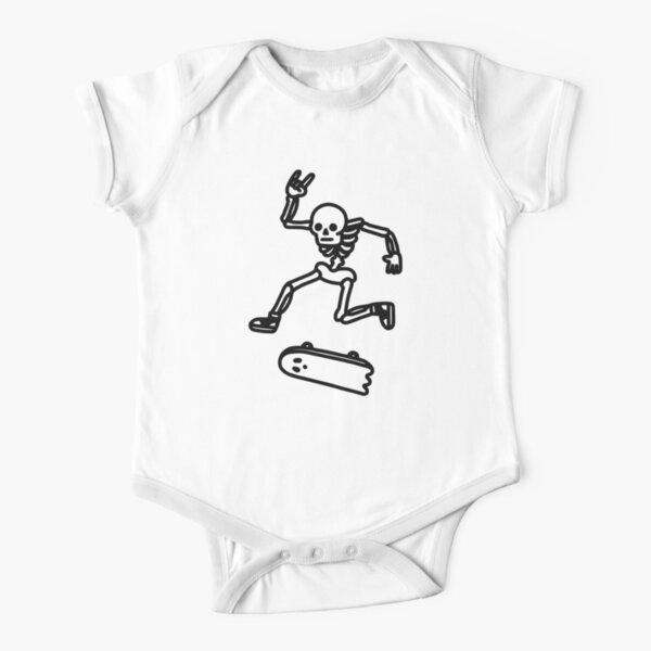 Rad en paz Body de manga corta para bebé