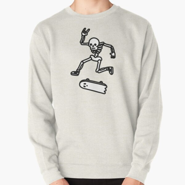 Rad In Peace Pullover Sweatshirt