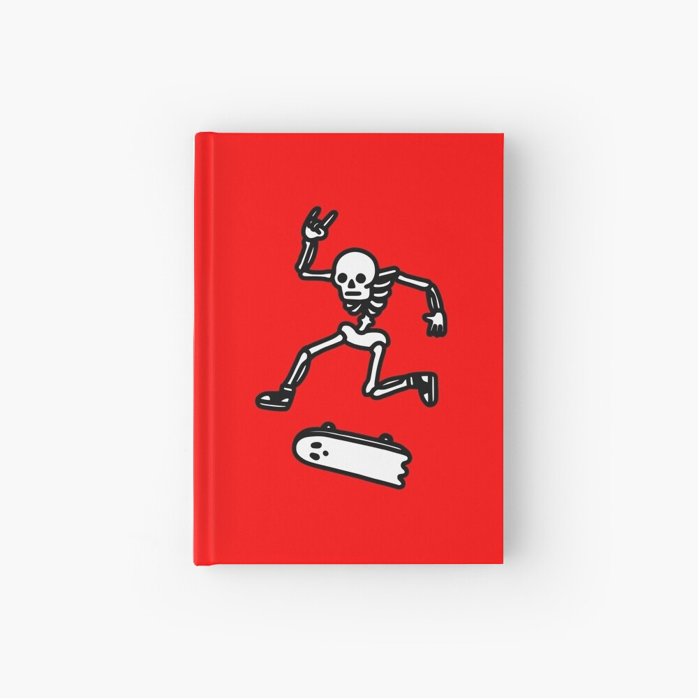 Rad In Peace Hardcover Journal