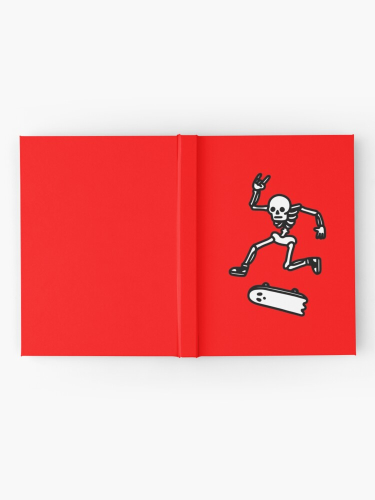 Alternate view of Rad In Peace Hardcover Journal