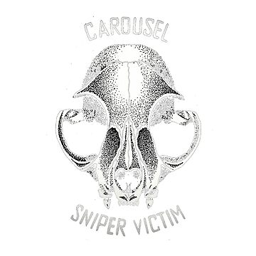 Carousel Sniper Victim O.G (black tee Optimised)  by deadglassdesign