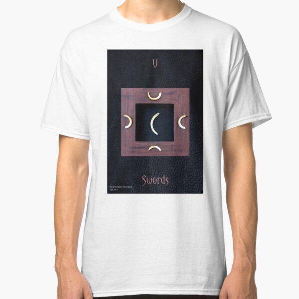 Five of Swords Classic T-Shirt