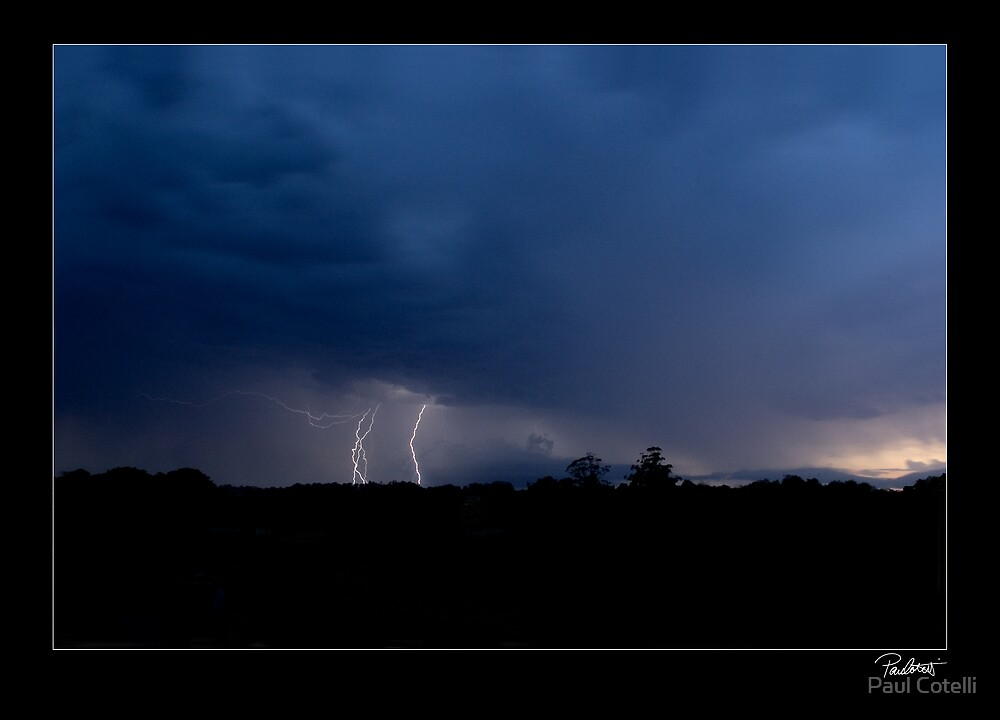 Stormy Afternoon by Paul Cotelli