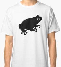 Black toad frog Classic T-Shirt