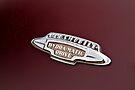 1948 Oldsmobile trunk emblem by PhotosByHealy