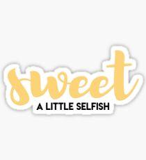 Kehlani - Honey Lyrics Sticker