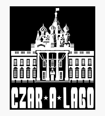 Czar A Lago Photographic Print
