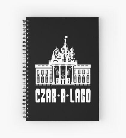 Czar A Lago Spiral Notebook
