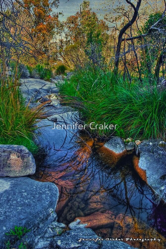 Wonderland Creek by Jennifer Craker