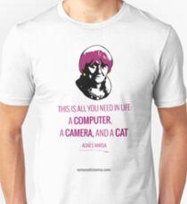 Agnès Varda, le bonheur Unisex T-Shirt