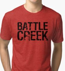 Battle Creek Tri-blend T-Shirt