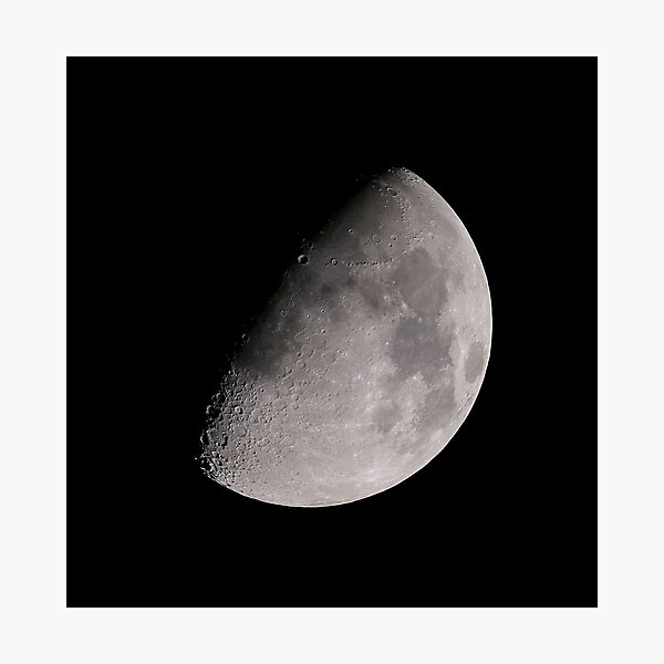 THE MOON PART 2 Photographic Print
