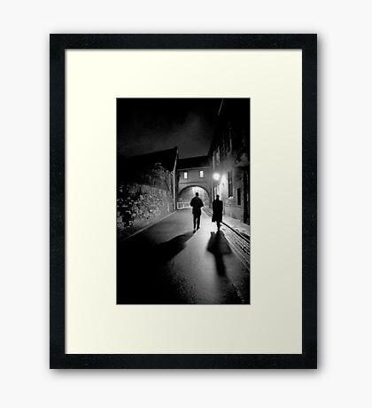 untitled #20 Framed Print
