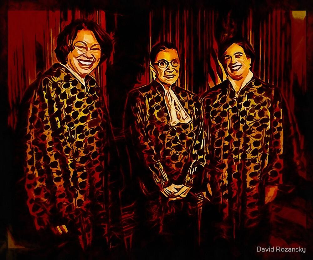 The Supremes by David Rozansky