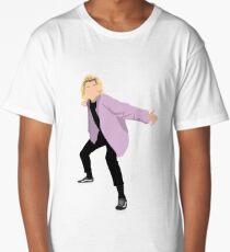 PRETTYMUCH AUSTIN PORTER STREETWEAR Long T-Shirt