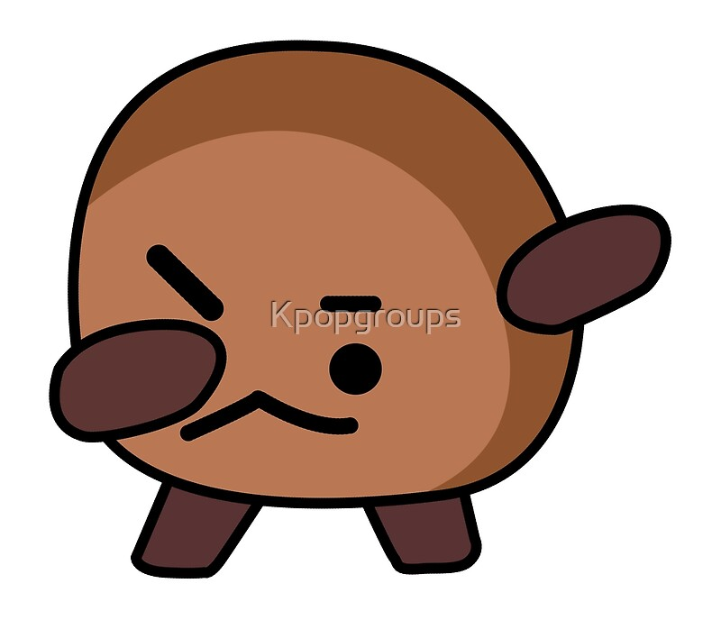Quot Shooky Dabbing Bts Bt21 Quot By Kpopgroups Redbubble