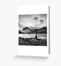 Buttermere and Fleetwith Pike Greeting Card