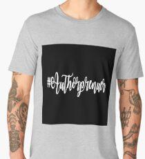 #Authorprenuer Men's Premium T-Shirt