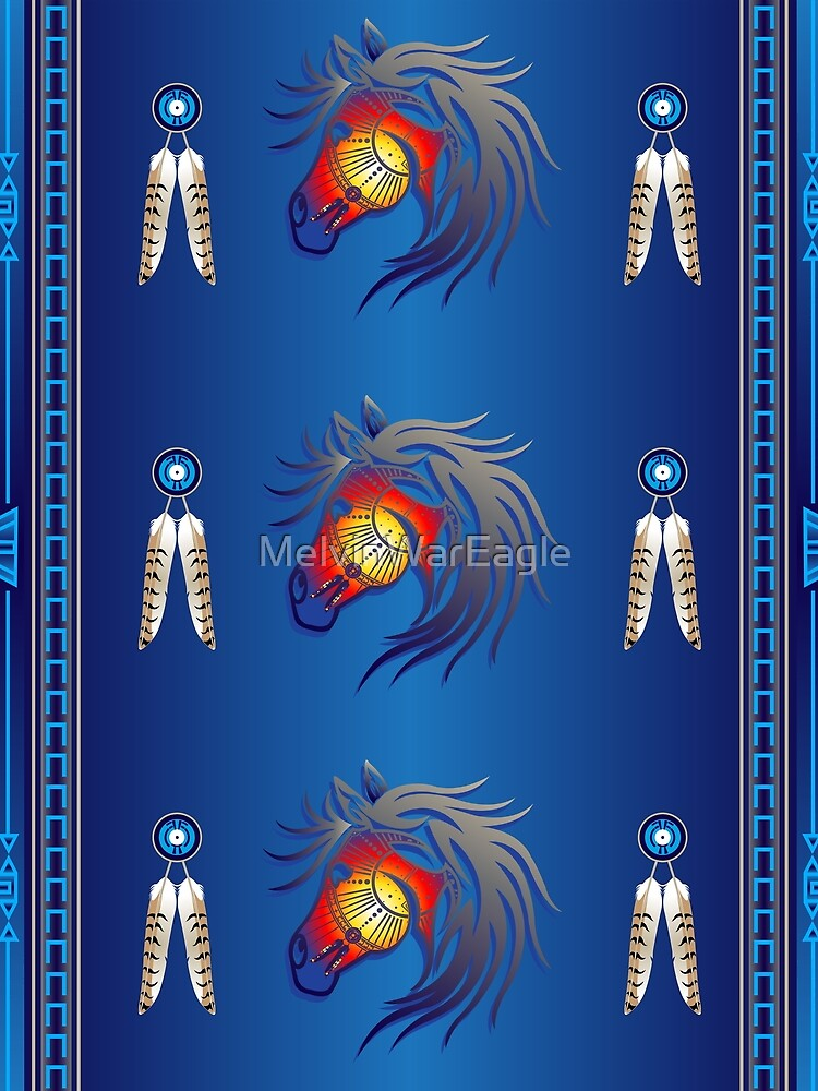 Crazy Horse by MelvinWarEagle