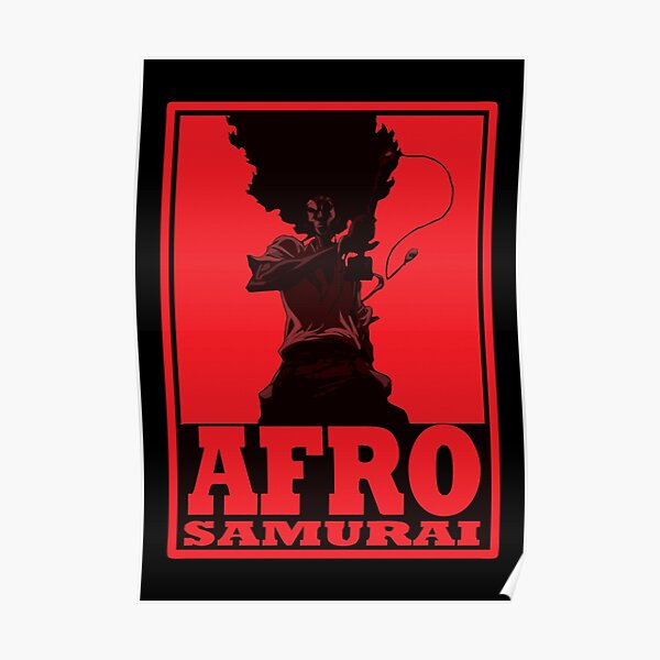 afro Poster