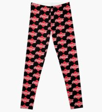 Coca-Cola Field Logo Leggings