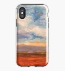 Fields of Northern France iPhone Case