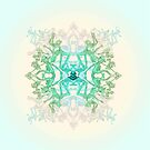 Parkour Mandala by EXTRA   CRUNCHY