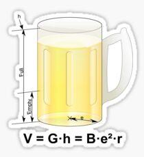 Beer 9. Sticker