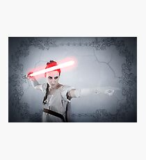 Dark Side Regency Scavenger Cosplay 7 Photographic Print