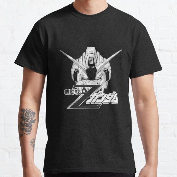 MSZ-006 Zeta Gundam (Ζガンダム) Classic T-Shirt