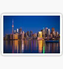 Toronto Canada # 4 Sticker