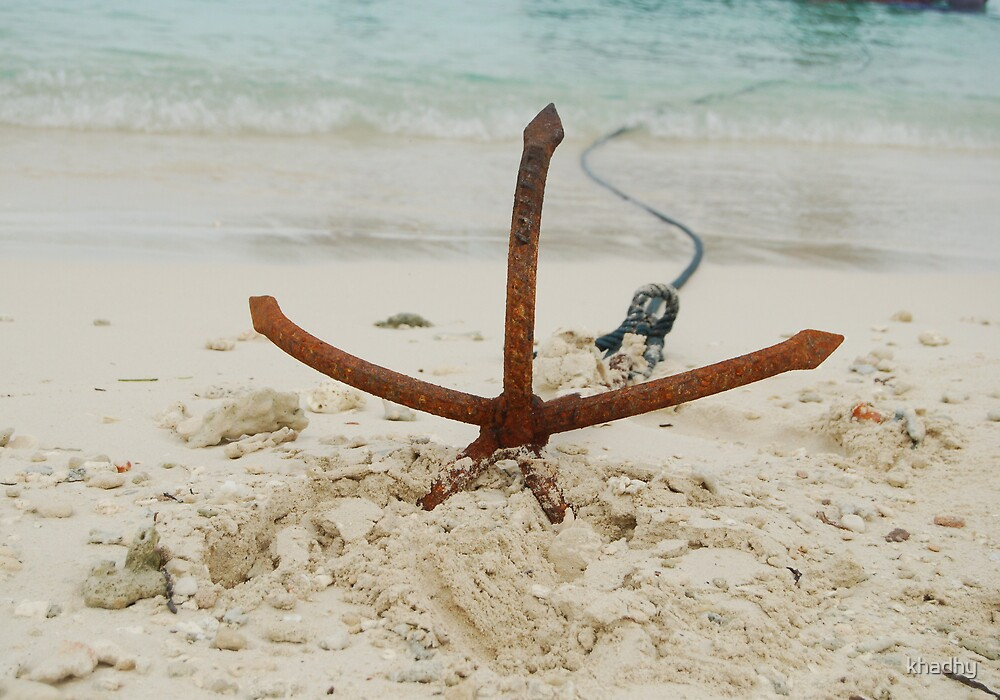 Rust anchoring or anchor rusting.... by khadhy
