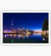 Toronto Canada # 5 Sticker