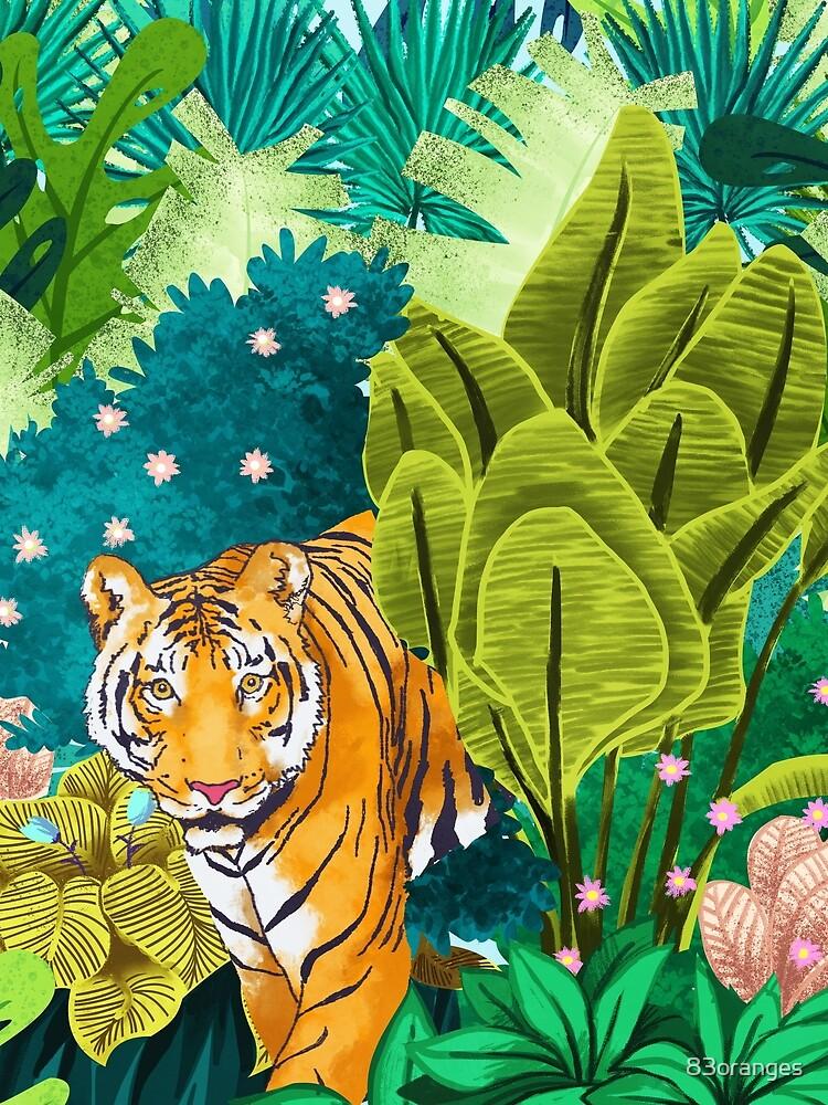 Jungle Tiger de 83oranges