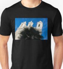 Saint Michael Church Deep in the Crux of Alfama Lisbon Unisex T-Shirt