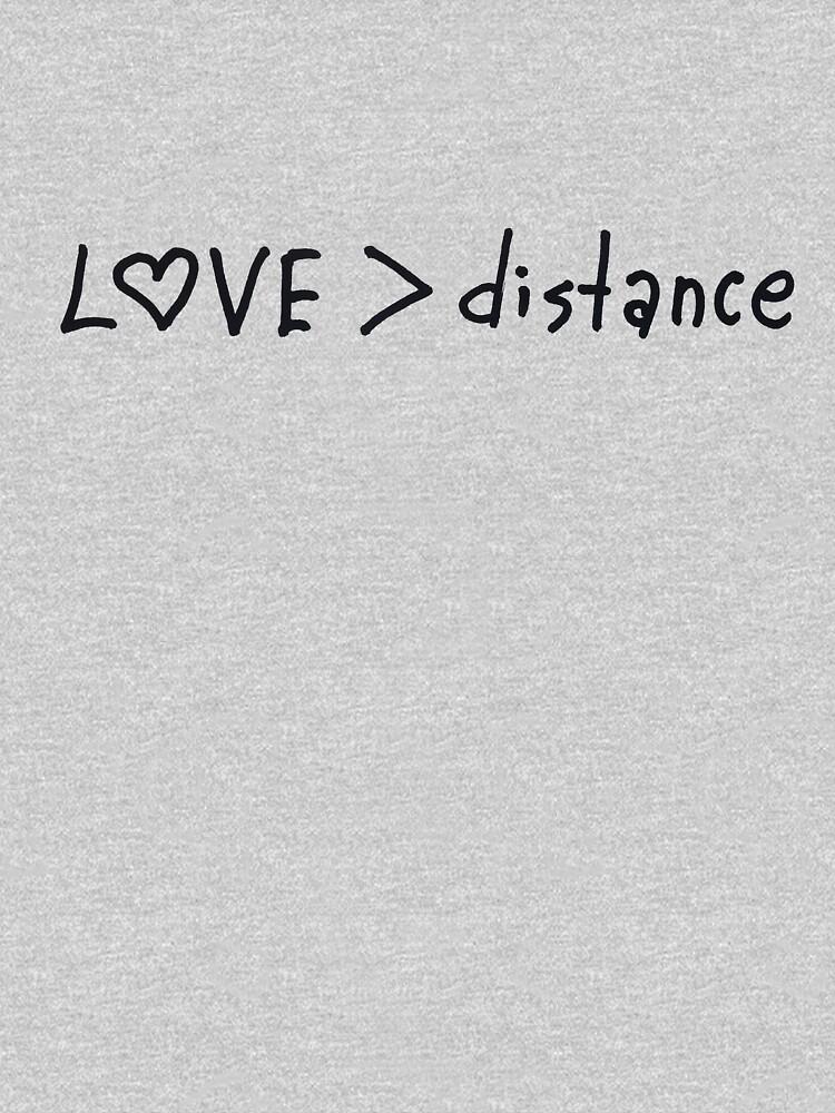 Love bigger than distance by syrykh