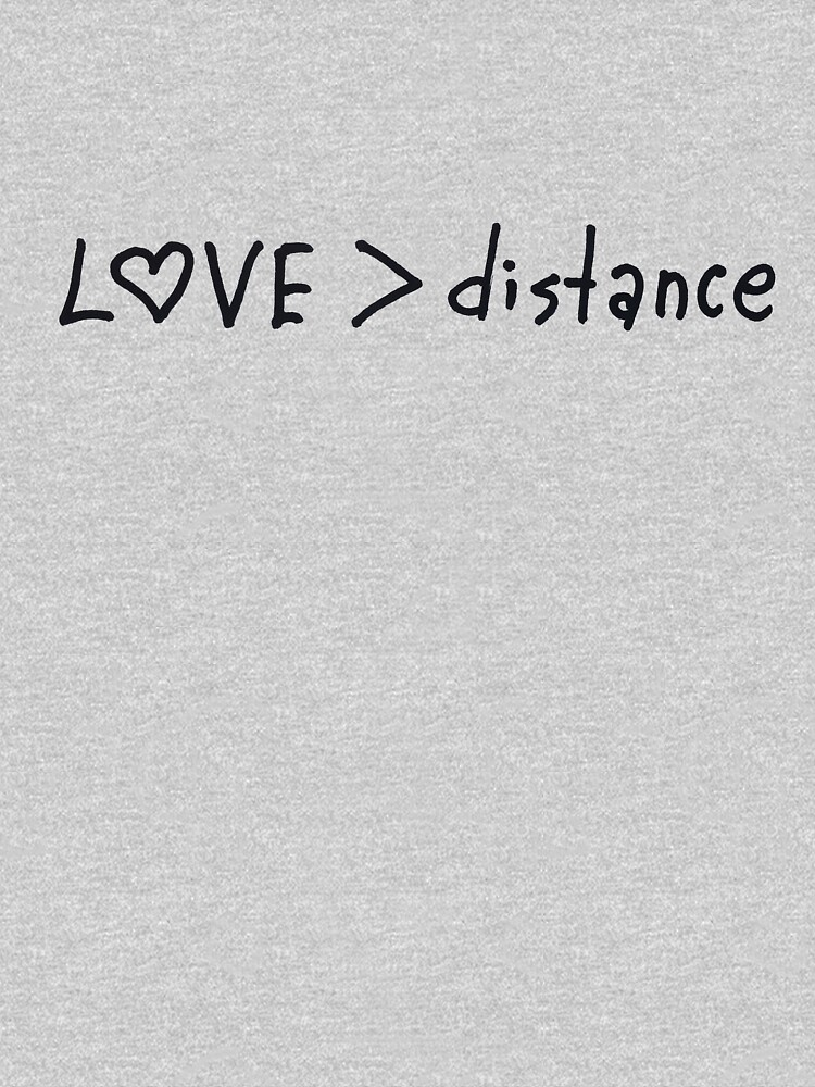 Love bigger than distance by syrykh