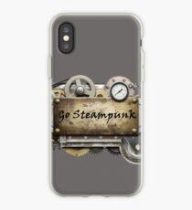GoSteampunk iPhone Case