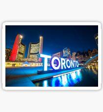 Toronto Canada # 12 Sticker