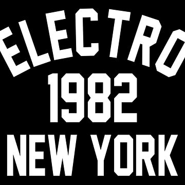 Electro 1982 New York by PSstudio