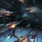 JuVentures - Space Battle von Jujibla