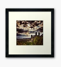 Escape to the Heavens Framed Print