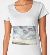 The Long Flight Home Women's Premium T-Shirt