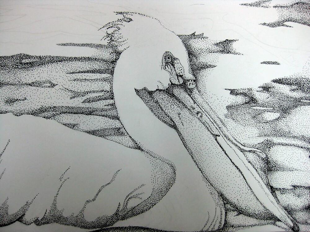 Pelican by AmyLynn09