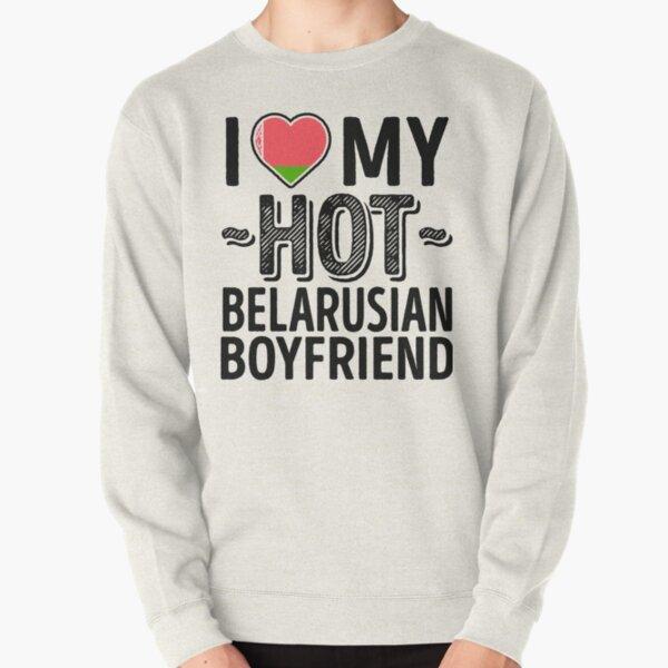 I Love Heart Belarus Sweatshirt