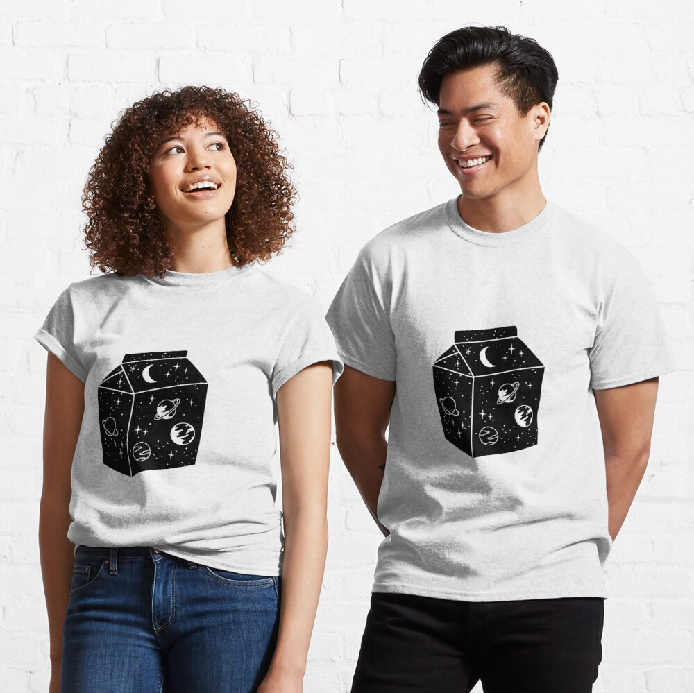 Milchstraße Classic T-Shirt