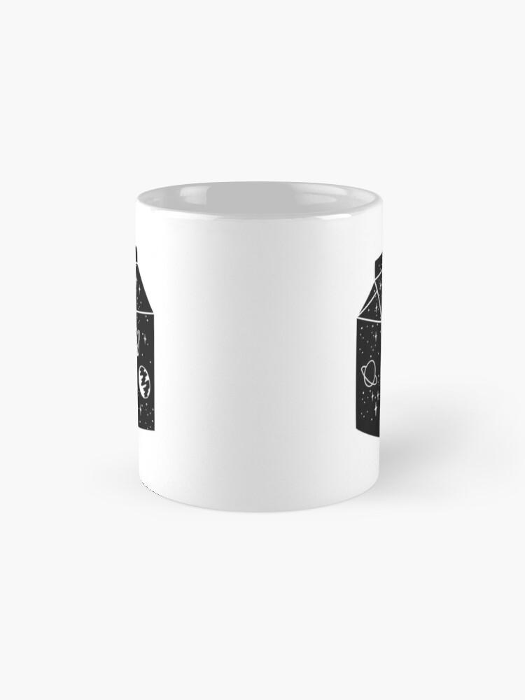 Alternate view of Milky way Standard Mug